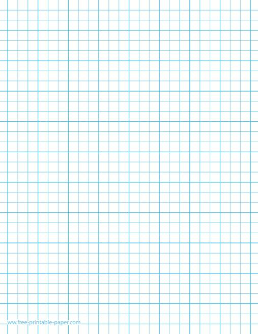 Graph Paper Printable | Printable Graph Paper 3 Squares Per Inch Free Printable Paper