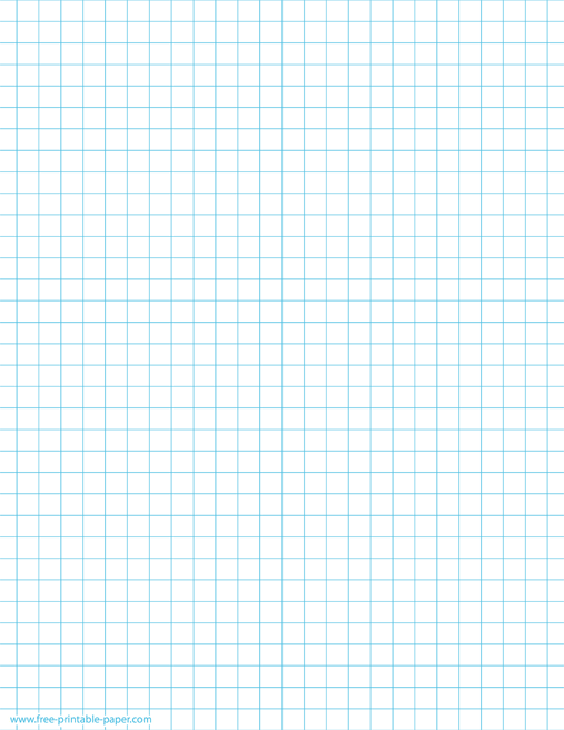 image regarding Free Printable Dot Paper identified as Printable Squared Paper 3 Squares For each Inch No cost